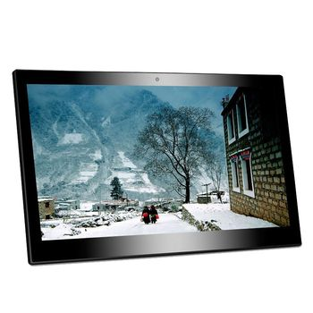 2020 new fashion all in one capacitive touch screen USB panel PC android 15.6