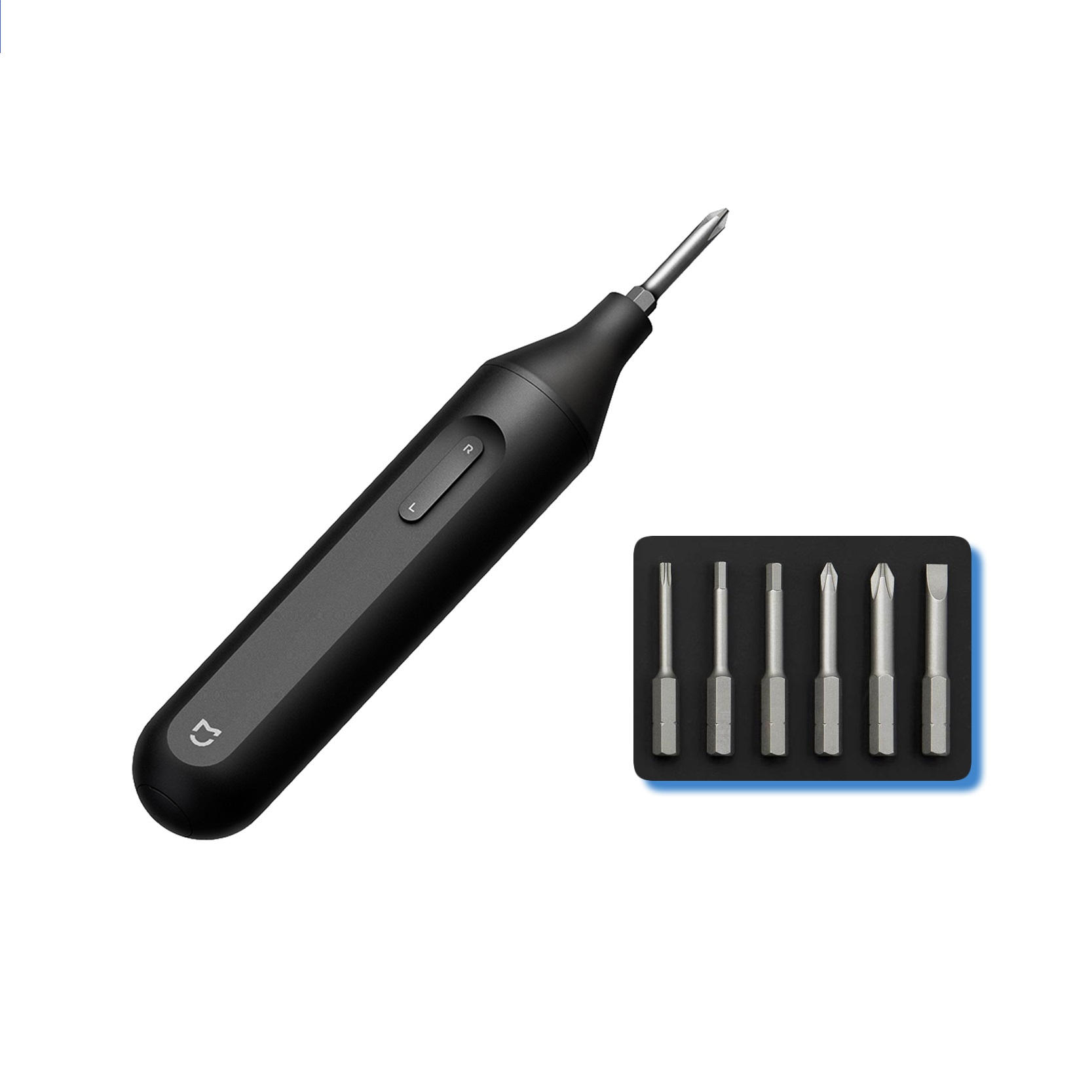 New Xiaomi Mijia Screwdriver Manual Automatic Two Modes Portable Electric Screwdriver Rechargeable Cordless Screw-driver Small