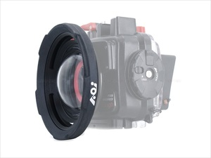 Image 5 - AOI UAL 05 0.75X M52 Underwater Wide Angle Air Lens