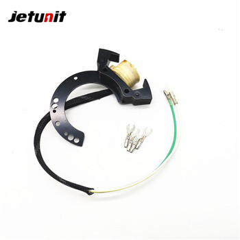 JETUNIT outboard Stator Assy for Mercury 855721A4, 855721T8 174-5721 6-25HP jetunit 100%premium outboard 9 amp stator assy for mercury 60 85hp 9 amp 2 3