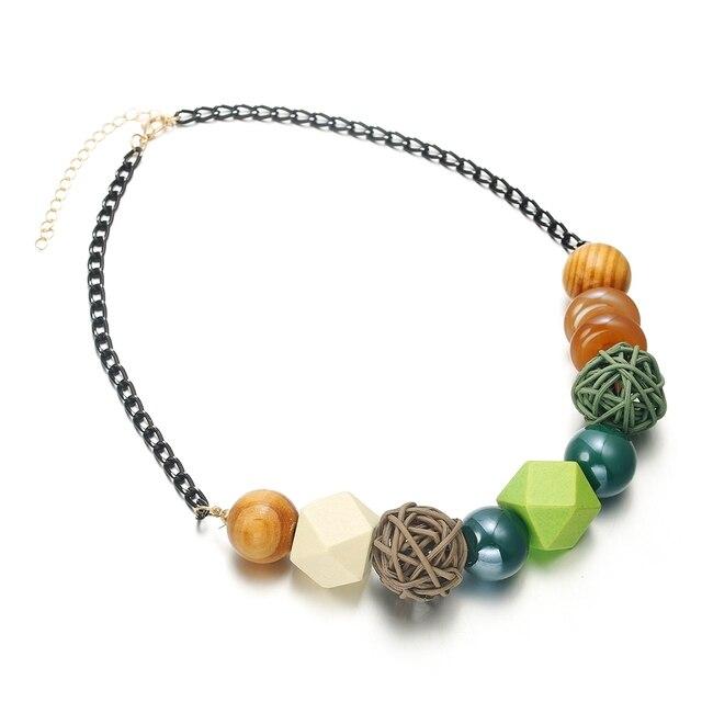 Купить ожерелье и подвески для женщин массивное винтажное ожерелье картинки