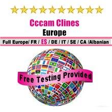 Europe Cccam Server Spain Portugal Poland Germany Cccam 3 Cline Oscam cline For 1 Year Europe Cccam cline For gtmedia v8 nova europe cccam cline for 1 year dvb s2 spain free test server for spain italy portugal germany gtmedia v8 nova v7 hd server