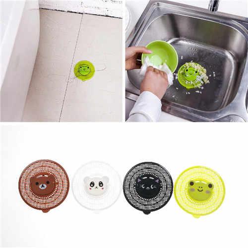 抗ブロッキング下水道排水スラグプラグ野菜の皮砂浴室アクセサリーキッチンシンク排水フィルターヘアストッパー
