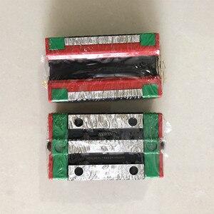 Image 4 - Originale HIWIN blocco di guida lineare carrozza HGH HGW EGH 15 20 25 30 35 CA CC MGN 7 9 12 15 C H per HGR EGR MGNR lineari della guida di CNC