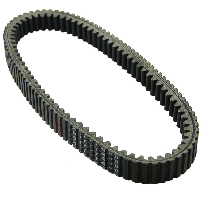 Motorcycle Rubber Drive Belt Gear Pulley For Yamaha 5VU-17641-00 XP500 T-MAX500 5VU1764100