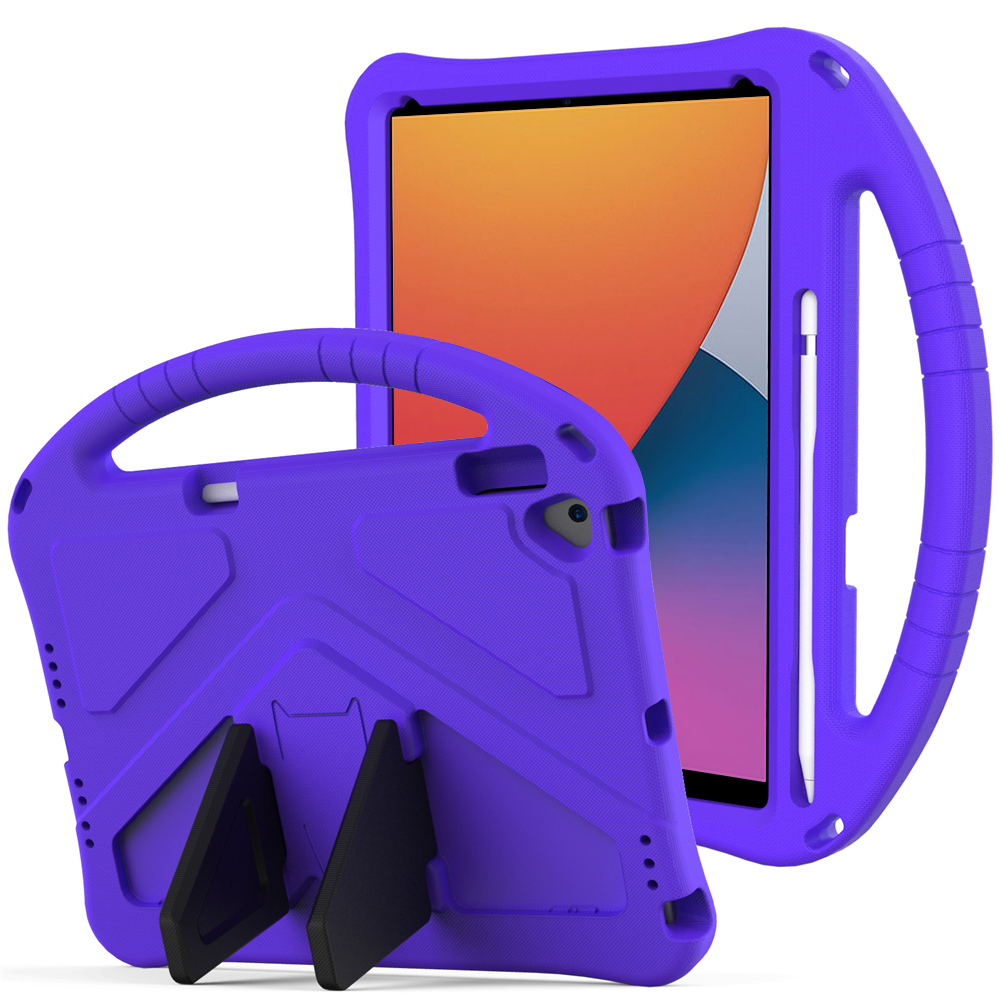 Case Air Kids Handle 2020 for iPad 4 Stand A2324 A2316 Tablet Safe Cover Case EVA
