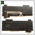 Оригинальная русская клавиатура с подсветкой для ASUS ROG Strix GL503 GL703 GL503V GL503VD GL503VD-DB71 GL503VD-DB74 GL503VM GL503VS RU