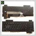 Оригинальную русско-клавиатура с подсветкой для ноутбука ASUS ROG strix AEBKLE00010 V170146EK1 V170146DK1 AEB9AE00010 V170146DS1 AEBKLU00020 ру
