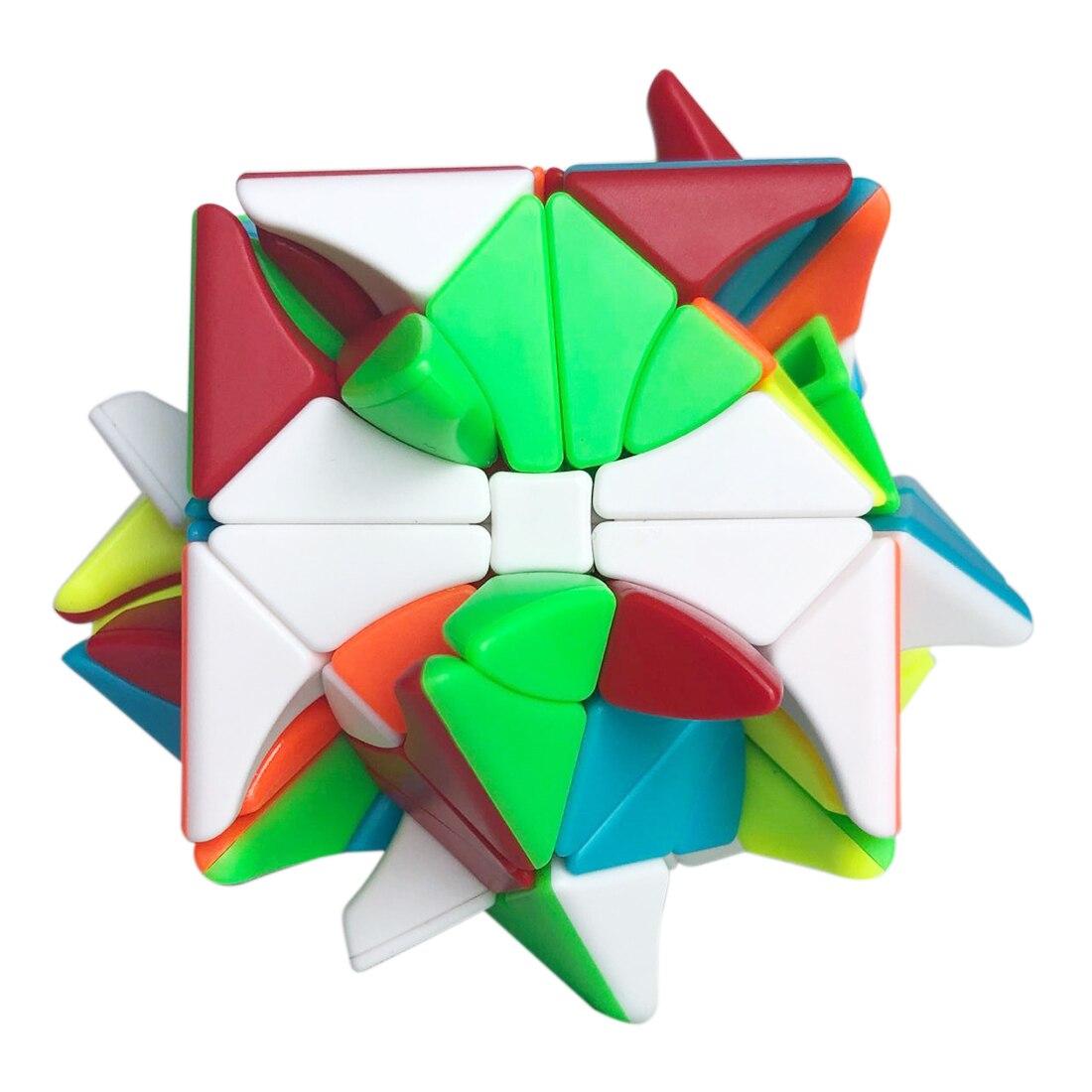 Surwish Fangshi Aurora papillon Cube magique Magico Cubo jouets éducatifs pour enfants adultes cadeau-coloré
