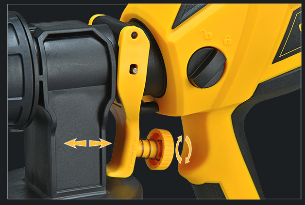 220v800w-1200w elétrica mão-realizada pistola de pintura máquina