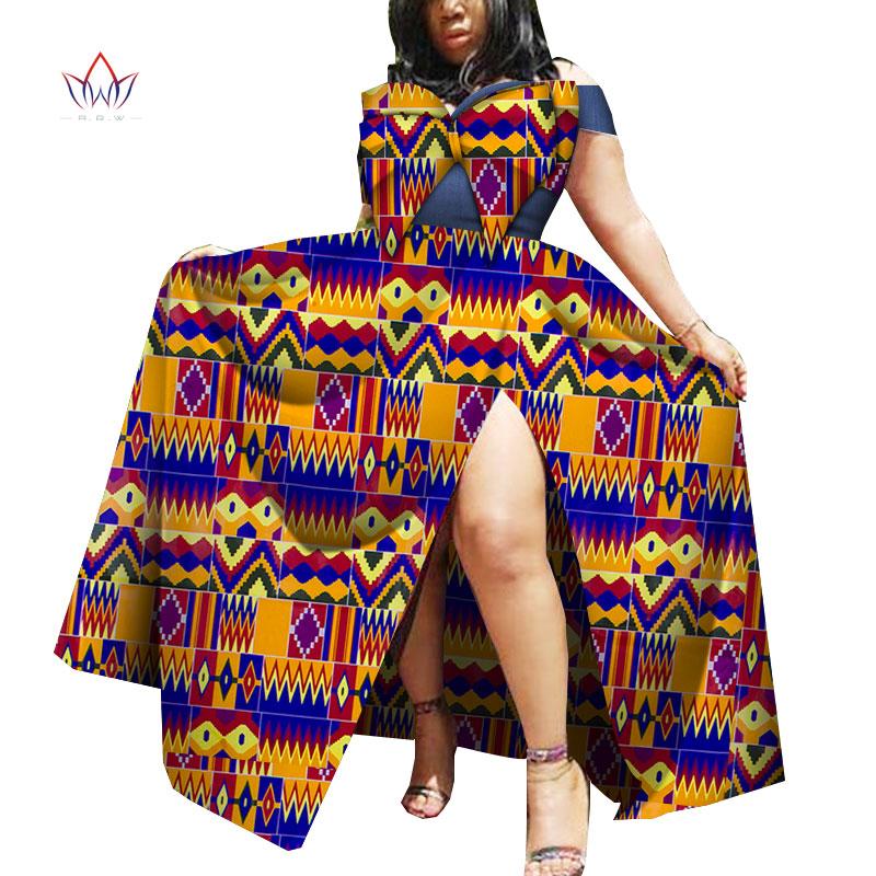 Дашики африканские платья для женщин базин богатые элегантные