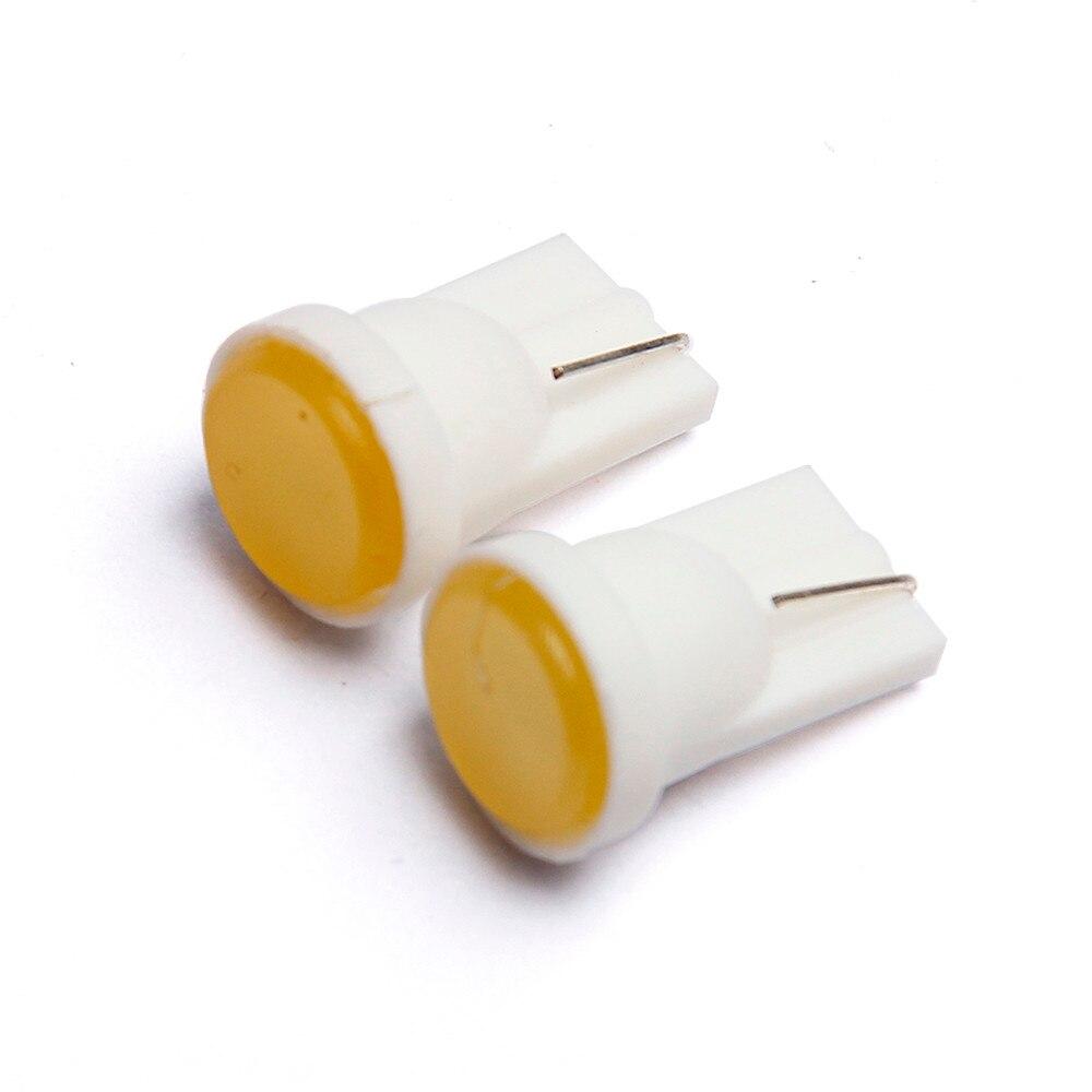 Противотуманный светильник s Running Lamps10pcs светодиодный T10 COB W5W клиновидные инструменты для дверцы боковая лампа автомобильный светильник аксессуары для автомобиля# PY10