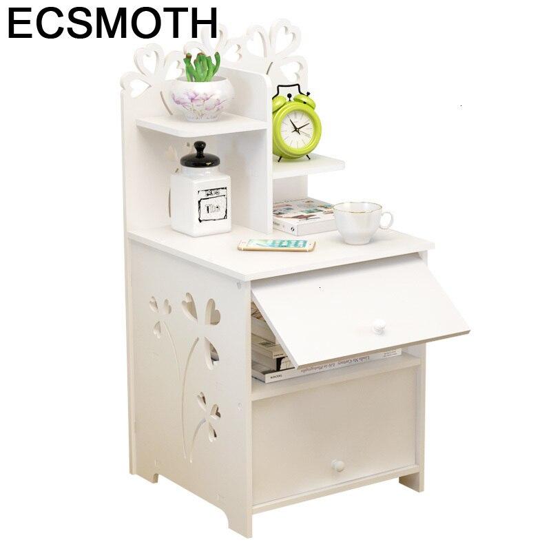 Armário de madeira europeu quarto móveis de quarto mesa de cabeceira mesa de cabeceira