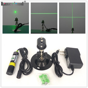 Image 1 - 1875 532nm 10mW 20mW 30mW 50mW Green Line Laser Module Dot Point Cross Line Laser Generator Diode Locator for Wood Stone Sawmill