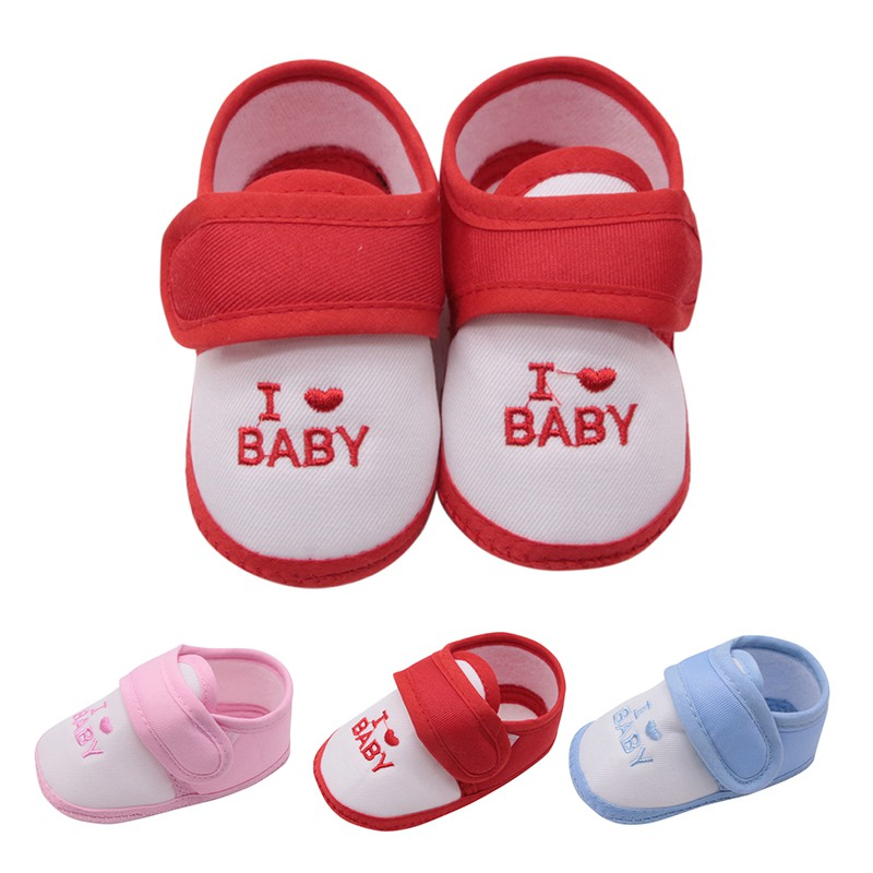 Baby First Walker Fashion Baby Shoes Butterfly Soft Sole Toddler Shoes Infant Boy Shoes For 0-18M