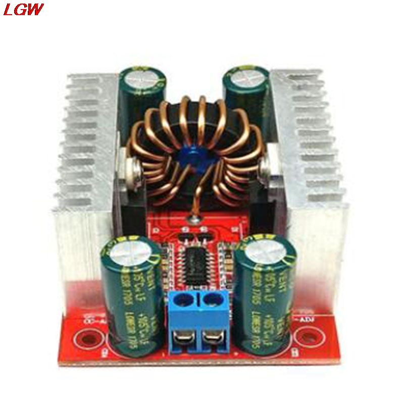 Купить постоянный ток 400 вт 15 а высокая мощность стабильное напряжение