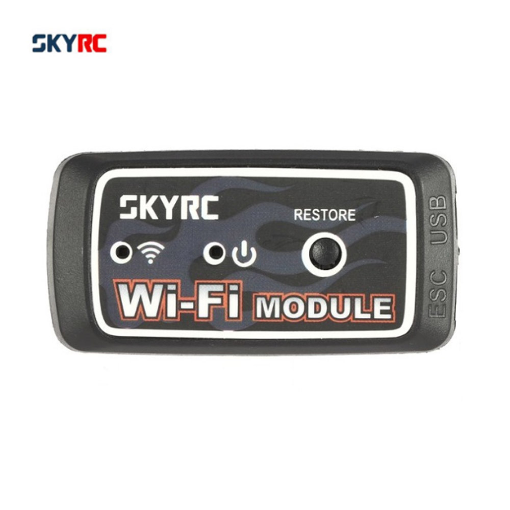 SKYRC SK 600075 01 WiFi Module Compatible with Original ESC and Charger Imax B6 Mini B6AC V2 for RC Model Spare Parts Chargers     - title=