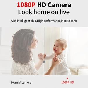 Image 5 - 화웨이 360 학위 카메라 와이파이 IP 무선 1080P HD 비디오 야간 투시경 홈 보안 휴머노이드 감지 스마트 미니 카메라