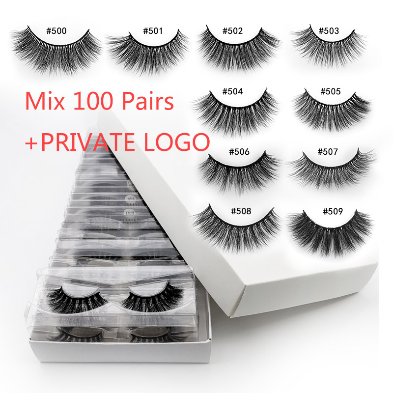 Eyelashes Wholesale Lashes Natur Eyelash in Bulk Mink Eyelashes Wholesale Lashes Vendor False Eyelash Lashes In Bulk faux cilsFalse Eyelashes   -