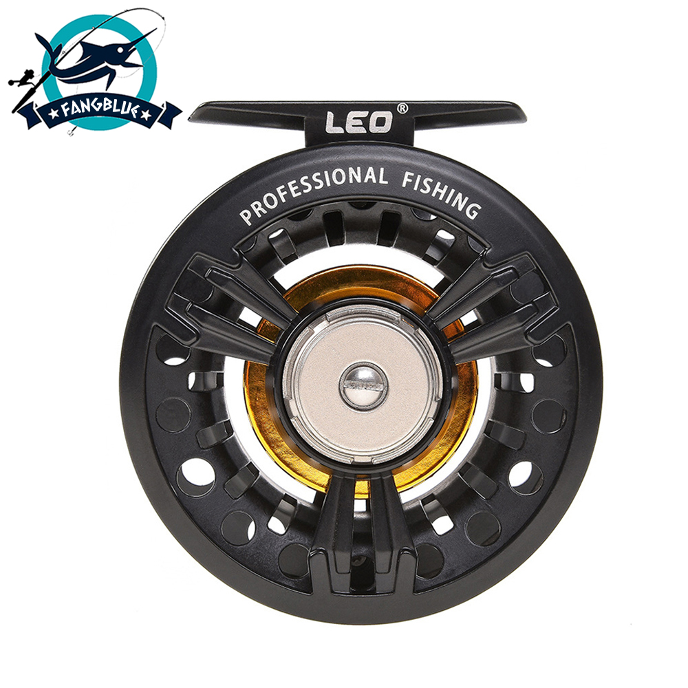 Fly Fishing Reel 3/4 5/6 WT Interchangeable Large Arbor Alloy Aluminum For Fly Fishing Reel Wheel Accessories