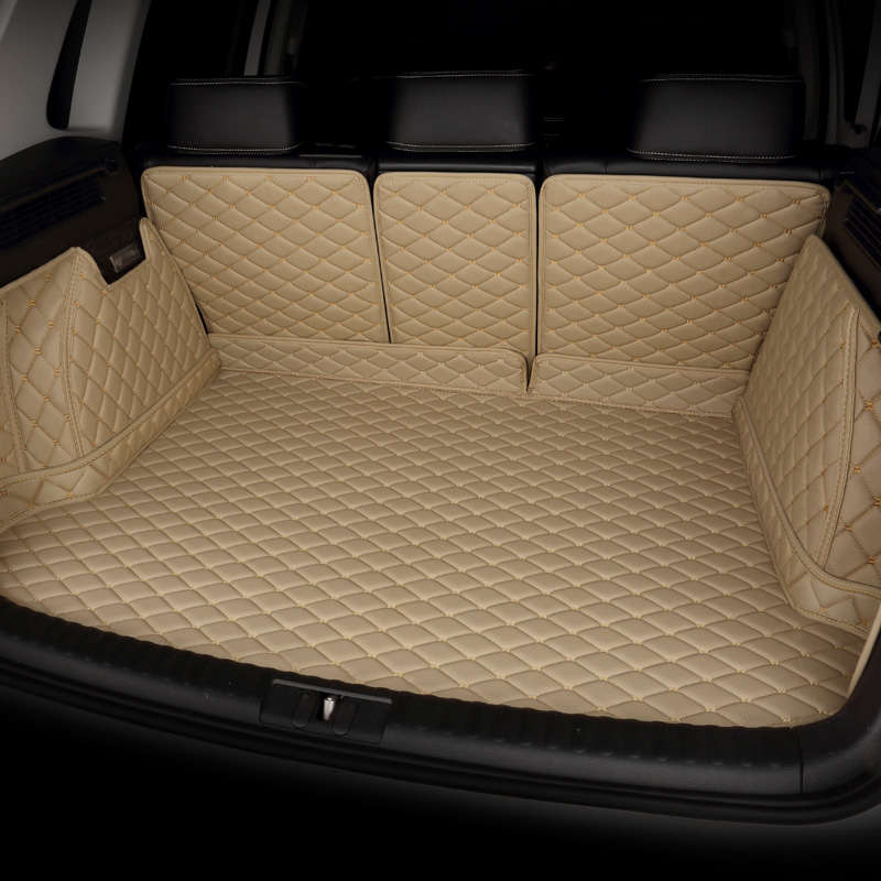 Custom Car Trunk Mat For Nissan All Model Qashqai X-trail Tiida Murano March Teana Quest Patrol Paladin SYLPHY Livina
