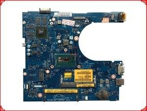Image 1 - CN 0VFD5V VFD5V FOR Dell Inspiron 5458 5558 Laptop Motherboard AAL10 LA B843P REV:1.0(A00) SR23W I7 5500U HDMI port mainboard