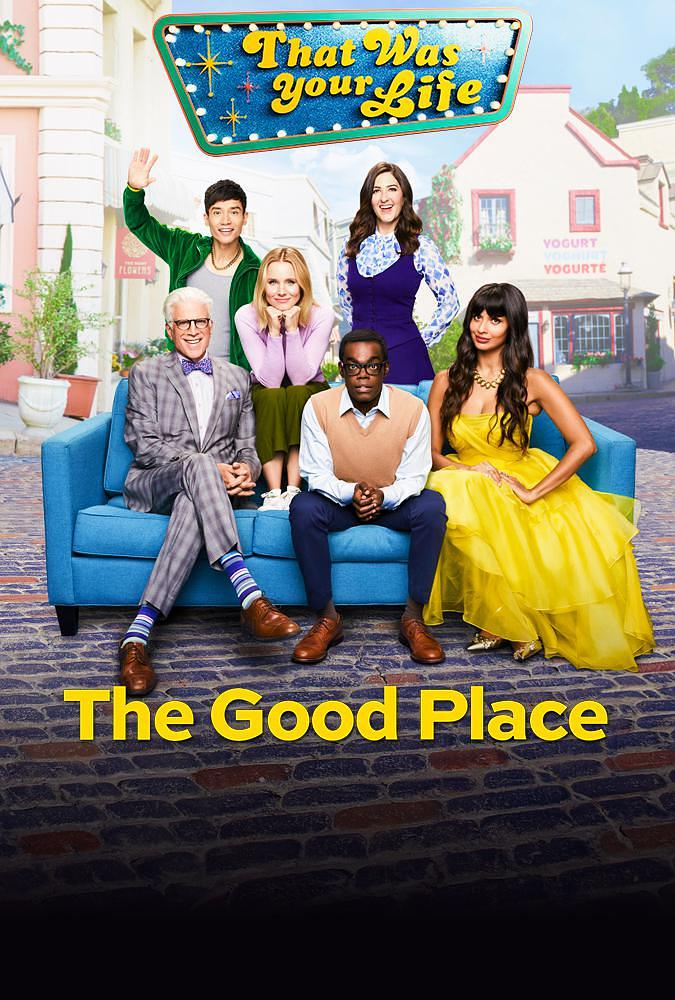 善地 第四季 The Good Place Season 4
