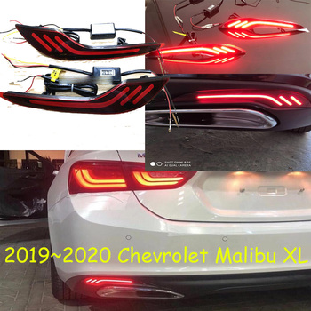 2019~2020y car bupmer taillight for Chevrolet Malibu XL rear light brake LED car accessories taillamp for Malibu XL rear light