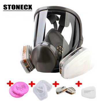 Original 6800 respirator gas mask Brand protection respirator mask against Organic gas - DISCOUNT ITEM  21 OFF All Category