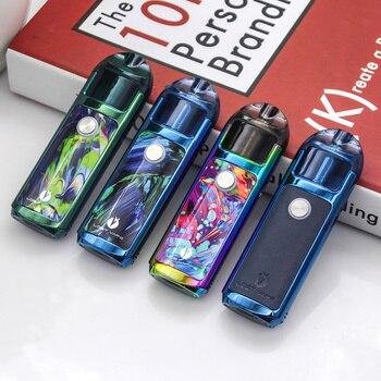 Lost Vape – Kit de système de dosettes Lyra, avec batterie de 1000mAh et cartouche de 2ml, pour Cigarette électronique, bobines 0,6 ohm, 1,2 ohm