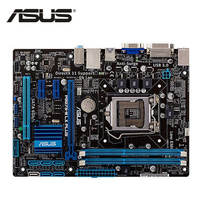 ASUS P8B75-M LX artı orijinal anakart DDR3 LGA 1155 USB3.0 SATA3 B75 kullanılan masaüstü anakart satış