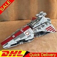 LP 05042 New Star Wars Kits The Republic Fighting Cruiser Set Building Blocks Bricks Educational lepinings Toys Clone 8039