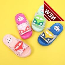 Slippers; Girls Summer Baby Beach Sandals; Childrens Swimming Soft Slippers Infant Pvc Glasses