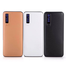 10000mAh Power Bank for IPhone Samsung Xiaomi Powerbank USB C PD Fast Charging External Battery Pack USB Charger Bank