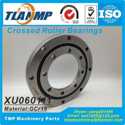 XU060111 TLANMP Crossed Roller Bearings (76.2x145.79x15.87mm) Machine Tool Bearing Brand High precision Robotic Bearings