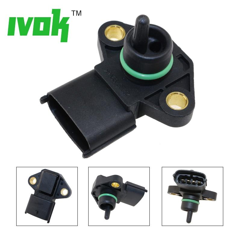 100% Test Turbocharger Boost Pressure Safety Switch MAP Sensor For Hyundai KIA Cerato K2500 Pregio 39200-42020