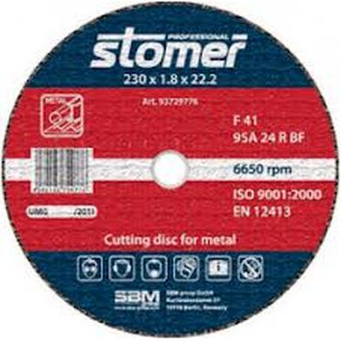 Circle Cutting STOMER CD-230T