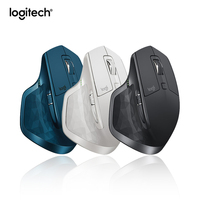 Logitech MX Master2S Wireless Mouse Business Office Home 2.4GHz Wireless and Bluetooth Dual Connection 4000DPI Computer Mouse Mice     -