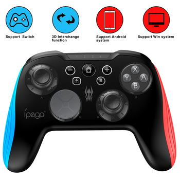 IPEGA PG-9139 Gamepads Games Wireless bluetooth Gamepads Smartphone Game Controller Joystick For Android Tablet PC TV BOX Games