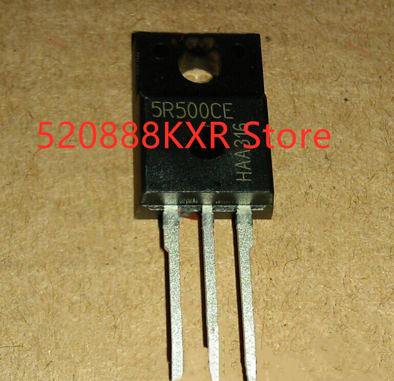 10 шт./5R500CE IPA50R500CE TO-220F 500V 24A