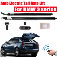 Car Electric Tail Gate Lift Tailgate Assist System For BMW 3 F30/F31/F34 2013-2017 2018 Remote Control Trunk Lid Avoid Pinch car electric tail gate lift special for lexus es 2018 easily for you to control trunk
