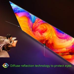 Image 2 - Byintek 84インチ100インチ120インチ150インチのpvcソフト折りたたみhd 1080 1080pホームシアター屋外投影プロジェクタースクリーン16:9