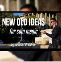 Novas idéias antigas para a magia da moeda por natale-truques de magia-truques de magia