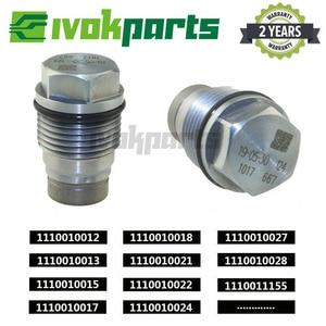 Image 1 - Válvula de alívio pressão hidráulica do trilho combustível limitador para hyundai libero porter H 1 kia sorento 2.5 crdi 1110010017 f00r000741