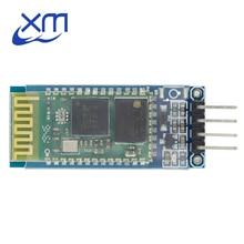 Vận Chuyển Miễn Phí! HC06 HC 06 Không Dây Nối Tiếp 4 Pin Bluetooth RF Thu Phát RS232 TTL Module Bluetooth 20 Chiếc H34