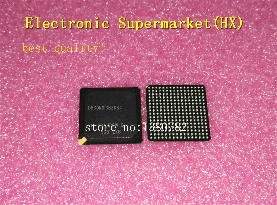 Livraison gratuite 1 pcs/lots D830K013BZKB4 D830K013 BGA nouveau IC original en stock!