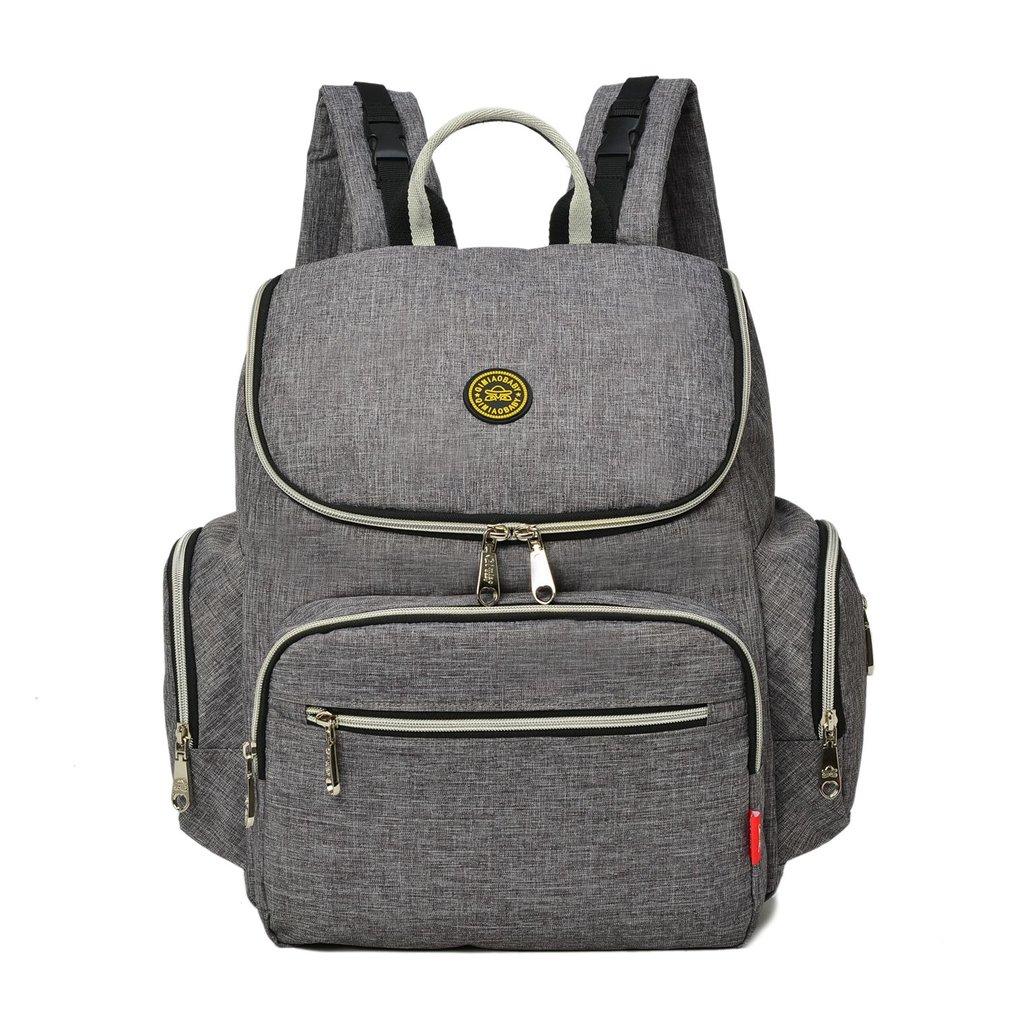 Large Capacity Baby Diaper Bag Mummy Nappy Bag Fashion Travel Backpack Nursing Bag For Baby Care Stroller Pram Bags Waterproof
