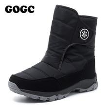 GOGC 여성용 부츠 여성용 겨울용 부츠 신발 부츠 여성용 편안한 방수 부츠 웜 부츠 겨울 신발 G9915