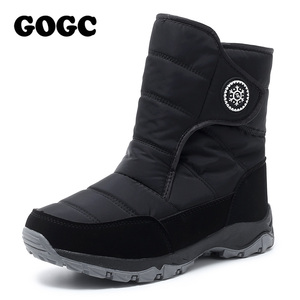 Image 1 - GOGC Womens Boots  Womens Winter Boots shoes boots Comfortable waterproof boots for Women warm boots Winter Shoes G9915