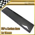 Автостайлинг для Nissan 180SX CA18  чехол из углеродного волокна с заглушкой  блестящая отделка  внутренняя часть двигателя  комплект для дрифтинга...